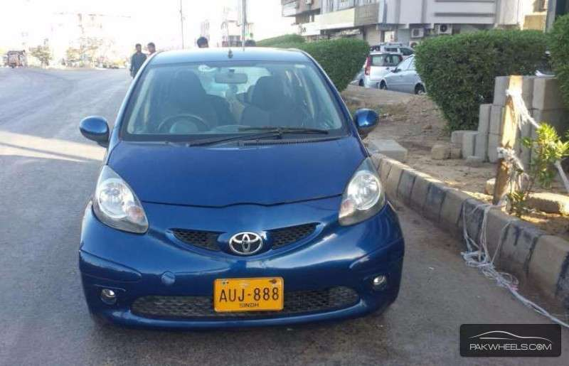 toyota aygo 2008 for sale in karachi pakwheels. Black Bedroom Furniture Sets. Home Design Ideas