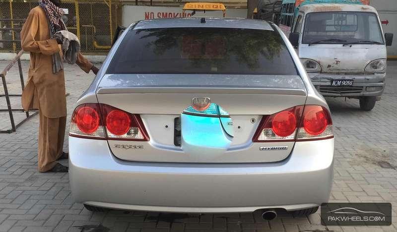 Honda Civic Hybrid 2008 Image-3