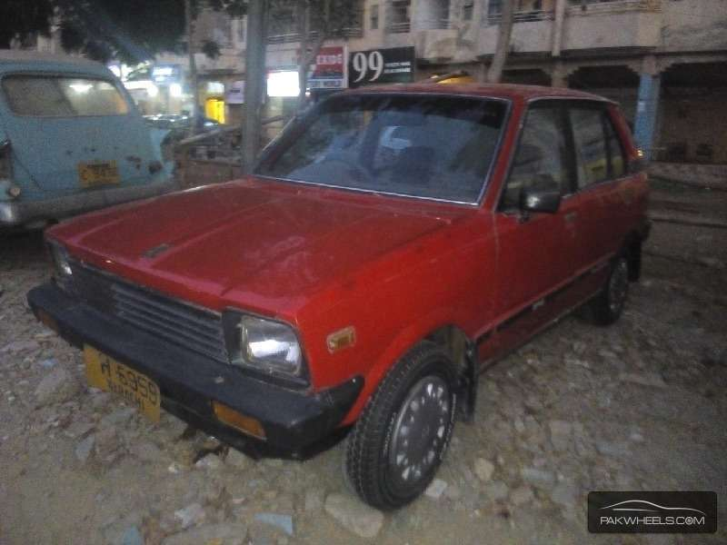 Suzuki FX GA 1985 Image-4