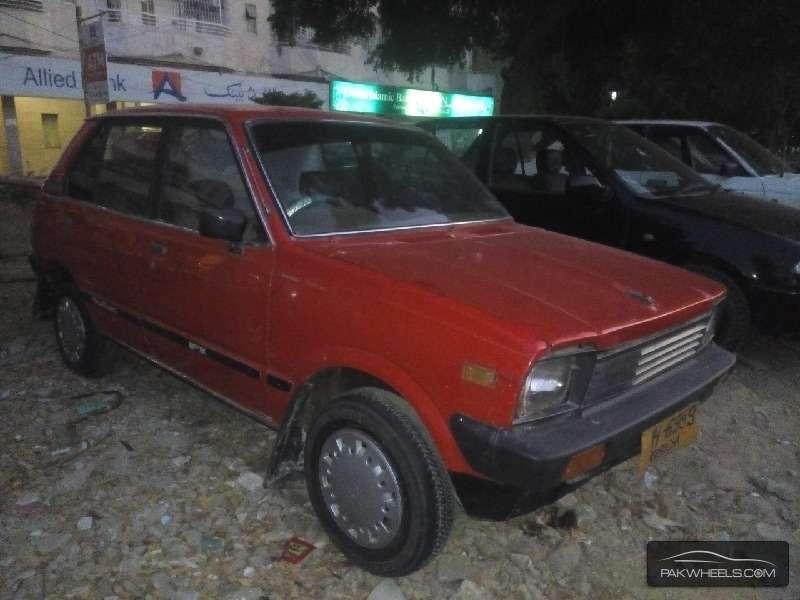 Suzuki FX GA 1985 Image-5