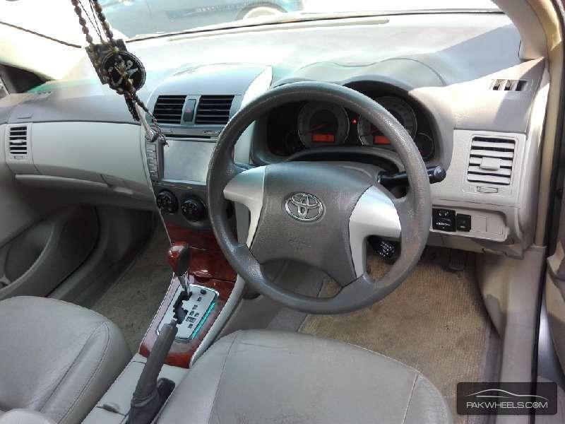 Toyota Corolla Altis Cruisetronic 1.8 2008 Image-3