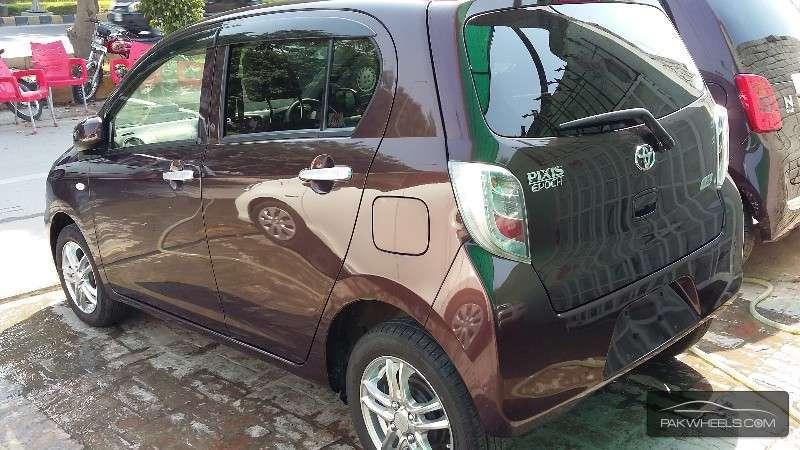 Toyota Pixis 2014 Image-2