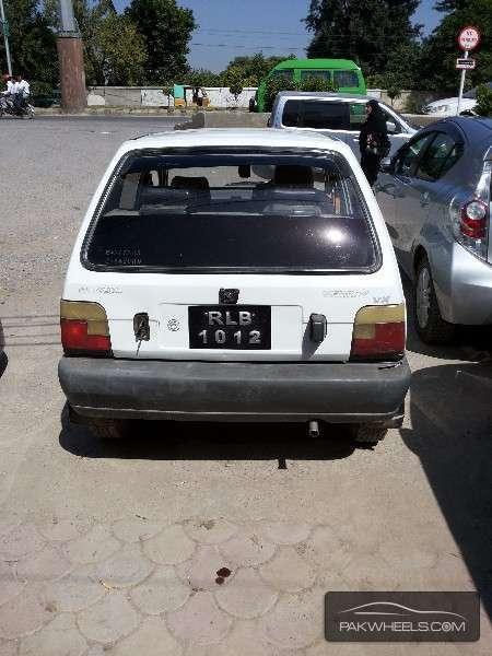 Suzuki Mehran 2005 Image-2