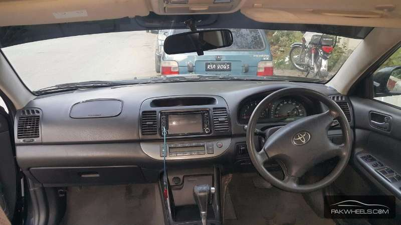 toyota camry up spec automatic 2 4 2002 for sale in islamabad pakwheels. Black Bedroom Furniture Sets. Home Design Ideas