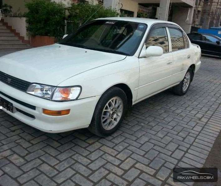 toyota corolla 2000 for sale in faisalabad pakwheels. Black Bedroom Furniture Sets. Home Design Ideas