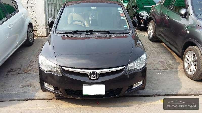 Honda Civic VTi Prosmatec 1.8 i-VTEC 2010 Image-9