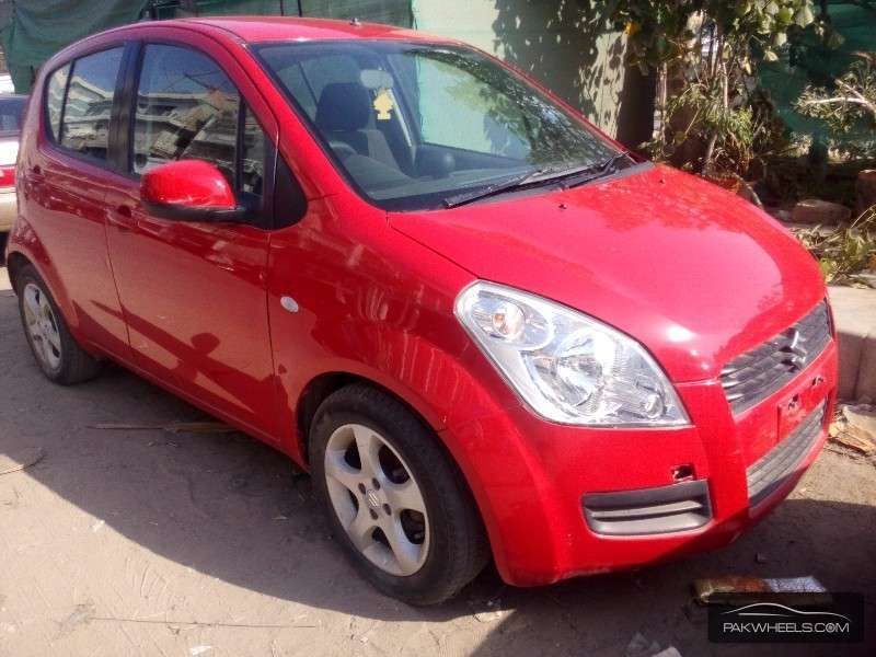 Suzuki Splash 2010 Image-2
