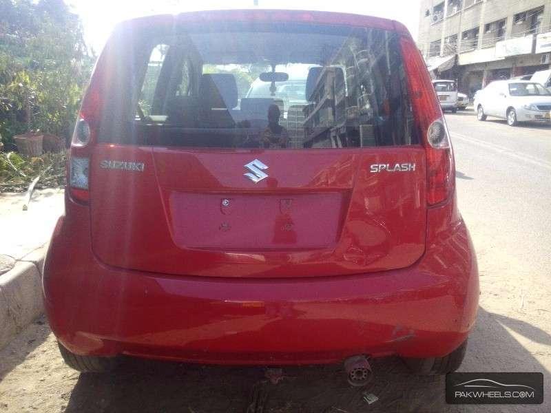 Suzuki Splash 2010 Image-7