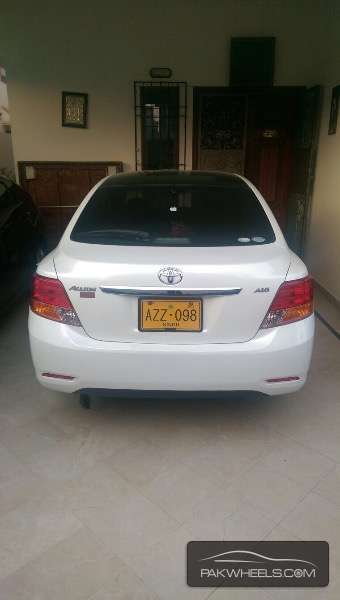 Toyota Allion A15 G Package 2007 Image-2