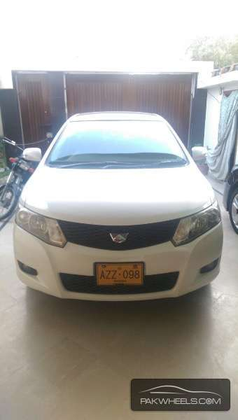 Toyota Allion A15 G Package 2007 Image-4