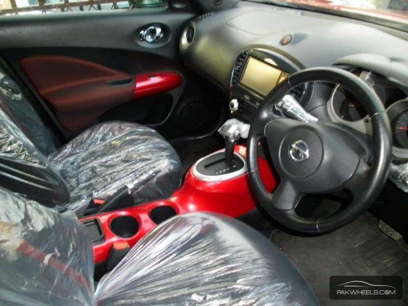 Nissan Juke 15RX 2010 Image-3