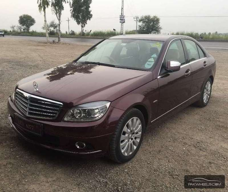 Used Mercedes Benz Houston: Mercedes Benz C Class C200 2007 For Sale In Gujranwala