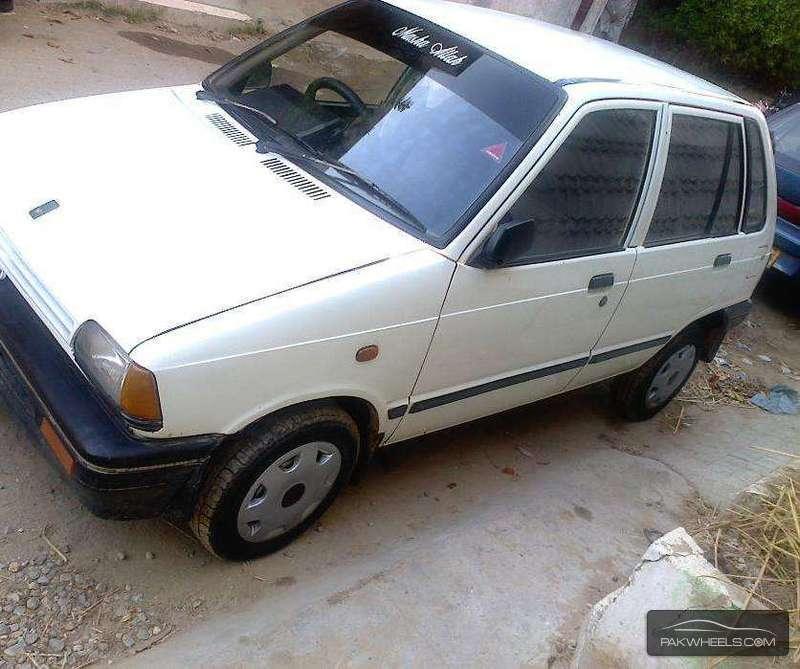 Suzuki Mehran Used