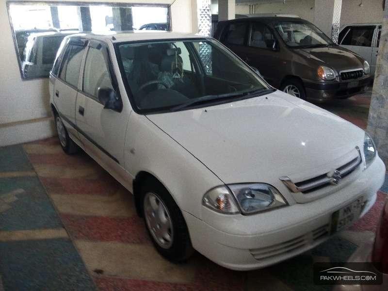 Suzuki Cultus VXRi 2012 Image-2