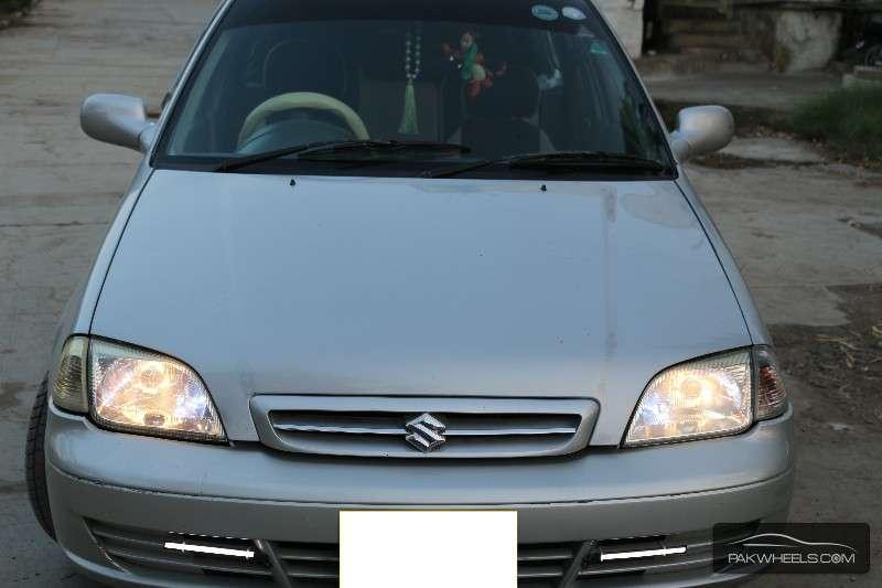 Suzuki Cultus VXLi 2007 Image-2