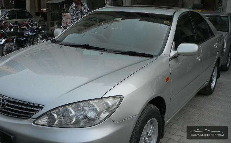 Toyota Camry 2005 for sale in Islamabad  PakWheels