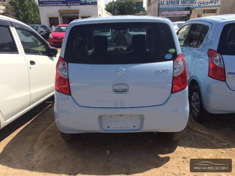 Suzuki Alto E 2012 Image-9