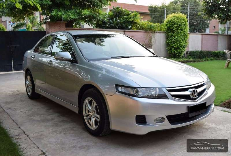 honda accord cl7 2006 for sale in karachi pakwheels. Black Bedroom Furniture Sets. Home Design Ideas