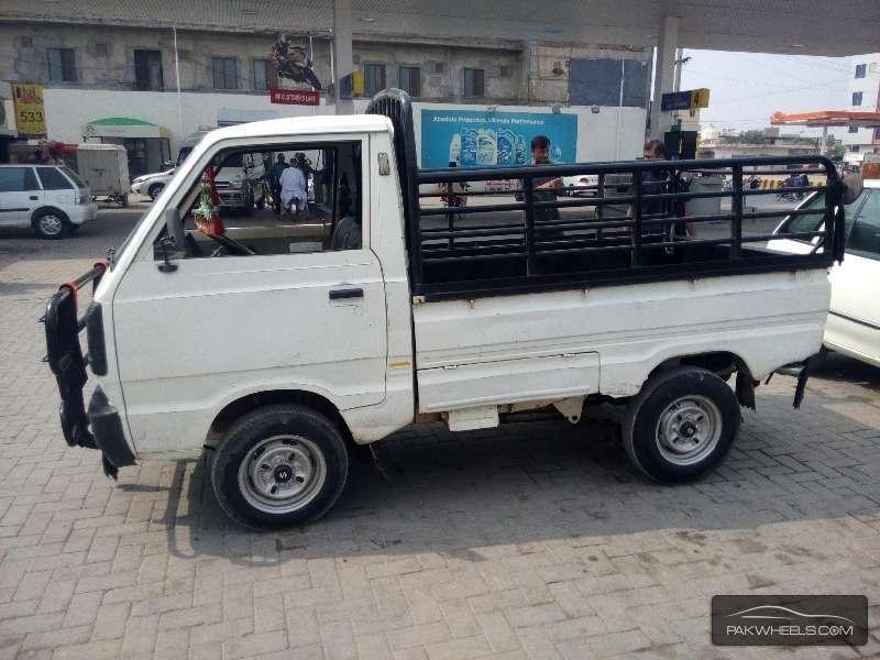 Suzuki Ravi STD VX (CNG) 2010 Image-5