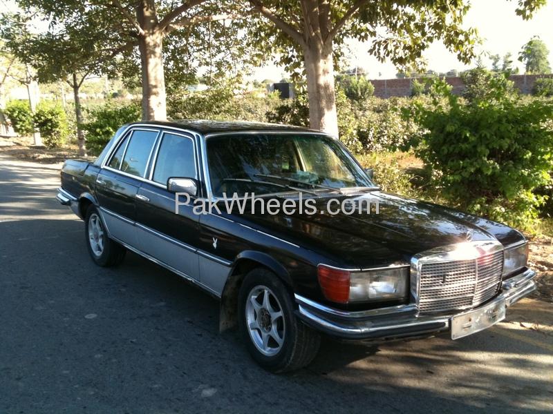 Mercedes Benz D Series 1987 Image-4