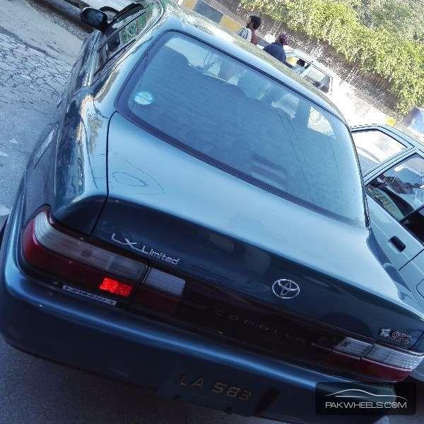 Toyota Corolla LX Limited 1.3 1995 Image-3