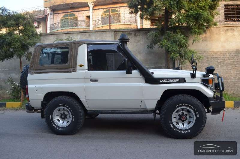 Toyota Land Cruiser Lx Turbo 1986 For Sale In Islamabad