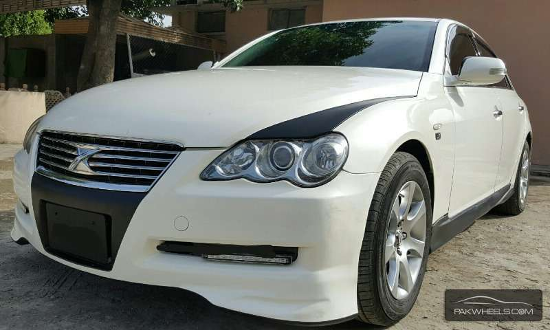 toyota mark x 2004 for sale in islamabad pakwheels. Black Bedroom Furniture Sets. Home Design Ideas