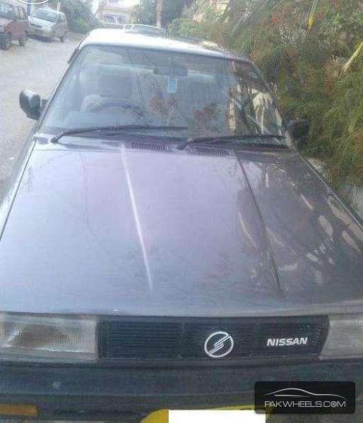 Nissan Sunny 1989 Image-2