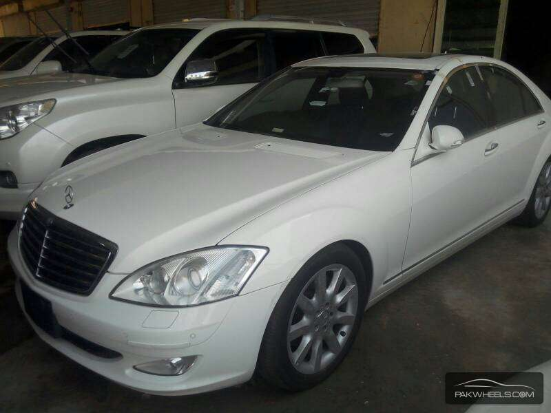 Mercedes benz s class 2008 for sale in karachi pakwheels for Mercedes benz 2008 s550 for sale