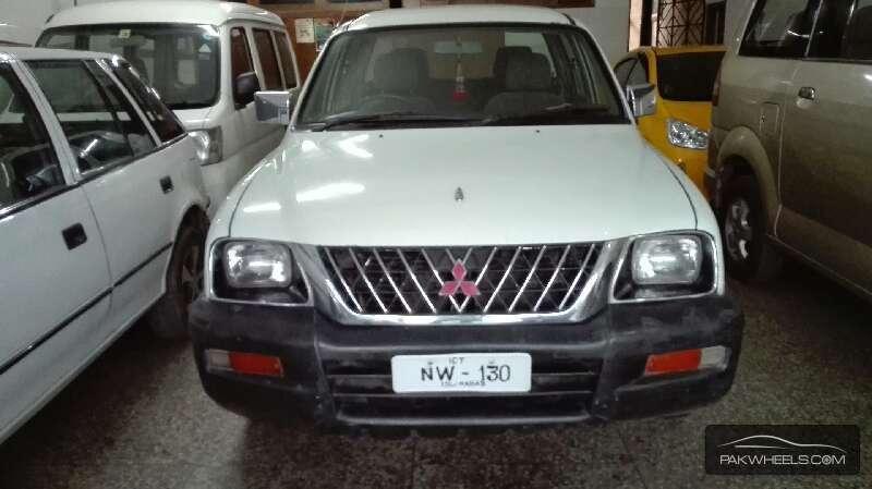 Mitsubishi Hiace 2005 Image-1
