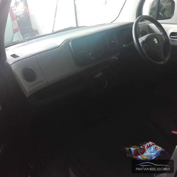 Suzuki MR Wagon ECO-X SELECTION 2012 Image-4