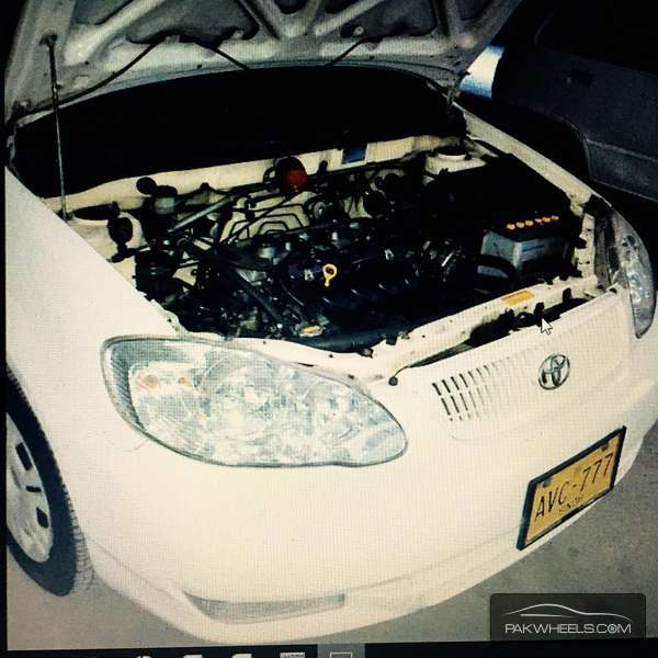 Toyota Corolla XLi 2008 Image-7