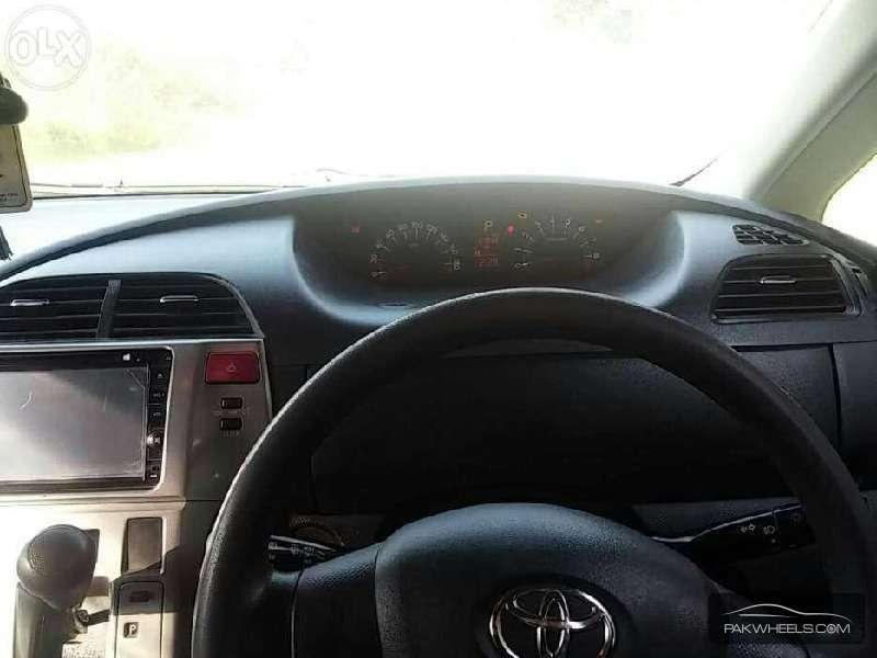 Toyota Ractis 1.3X 2007 Image-5