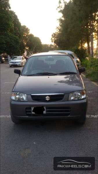 Suzuki Alto VXR (CNG) 2010 Image-8