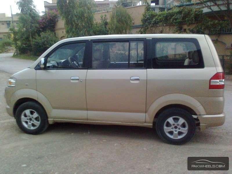 Suzuki Apv Rims
