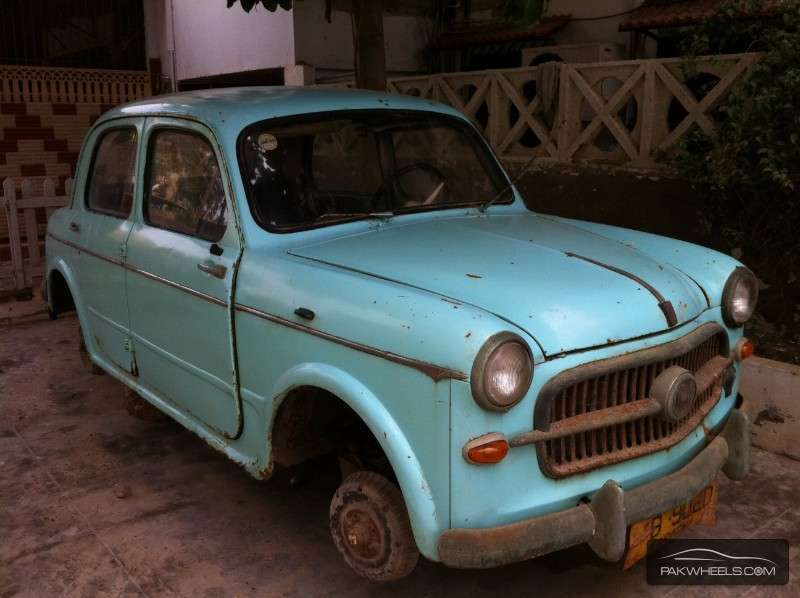 Fiat 1100 1957 For Sale In Islamabad