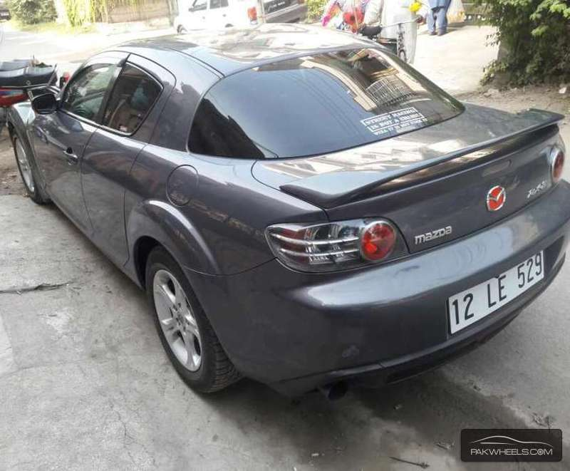 mazda rx8 rotary engine 40th anniversary 2006 for sale in. Black Bedroom Furniture Sets. Home Design Ideas
