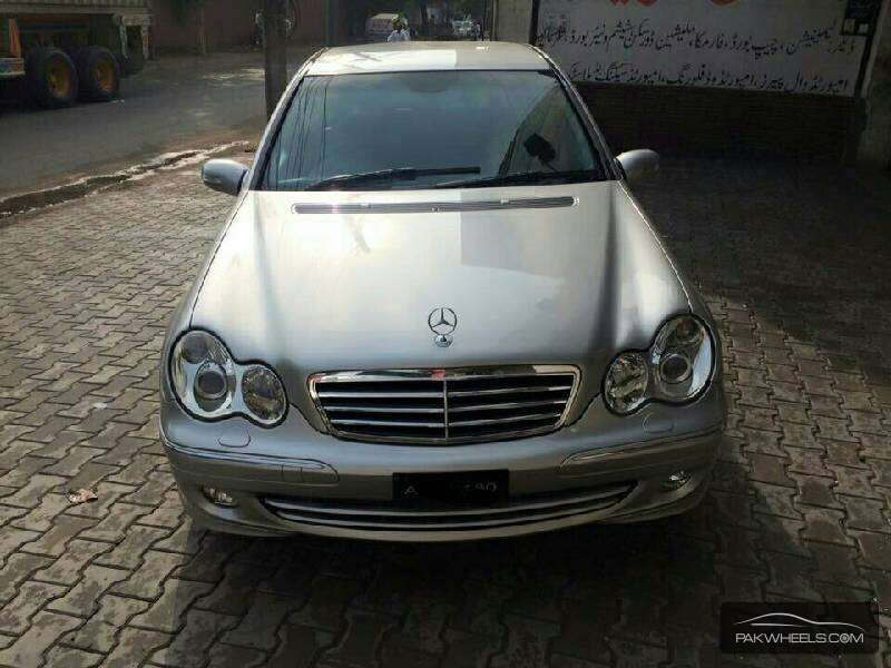 Used mercedes benz c class c180 2006 car for sale in for Mercedes benz c class 2006 for sale