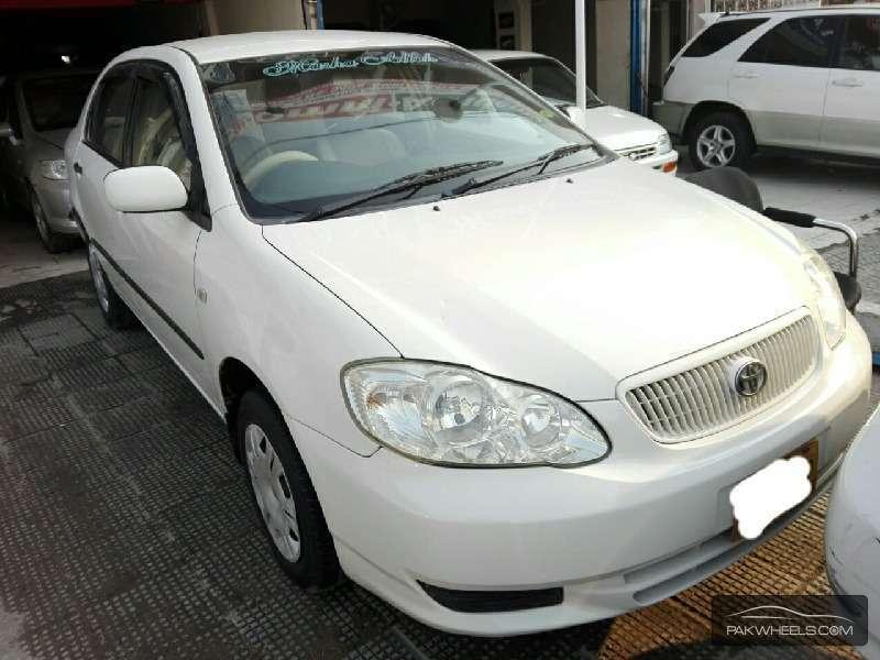 used toyota corolla 2007 car for sale in karachi 1345434 pakwheels. Black Bedroom Furniture Sets. Home Design Ideas