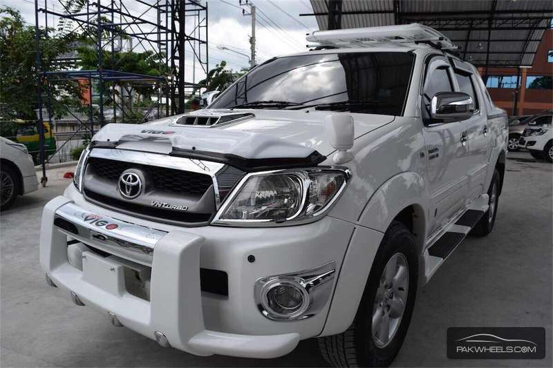 Car City Toyota Hilux