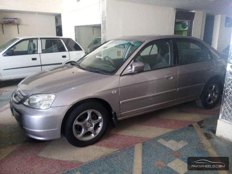 Honda Civic EXi 2001 Image-3