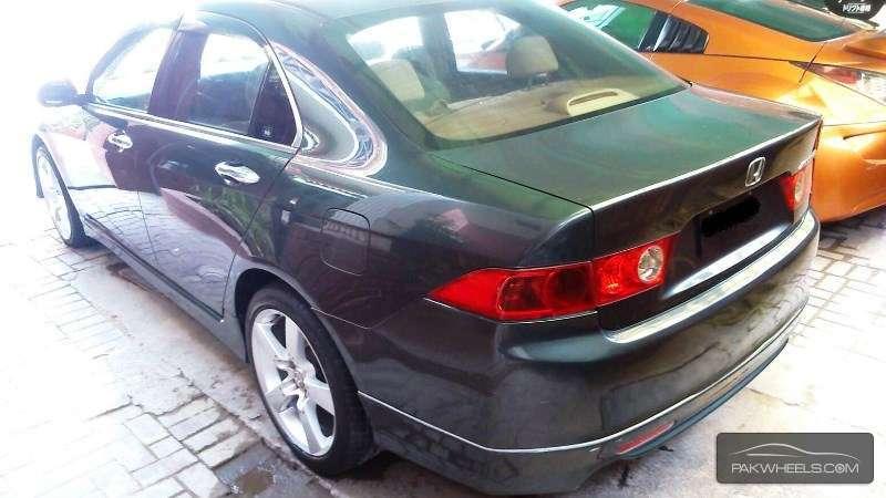 Honda Accord CL7 2004 Image-3