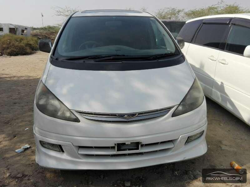 Toyota Estima AERAS 2000 Image-1