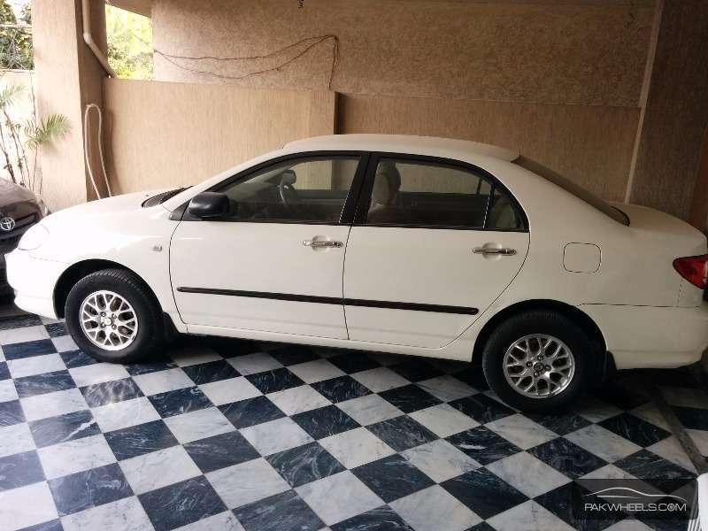 toyota corolla xli vvti 2006 for sale in islamabad pakwheels. Black Bedroom Furniture Sets. Home Design Ideas