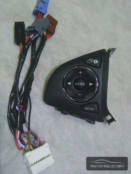 Honda Vezel,Fit Multimedia Steering Wheel Control For Sale Image-1