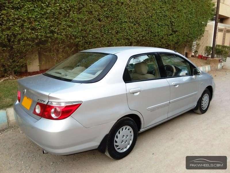 Honda City i-DSI Vario 2008 for sale in Karachi | PakWheels