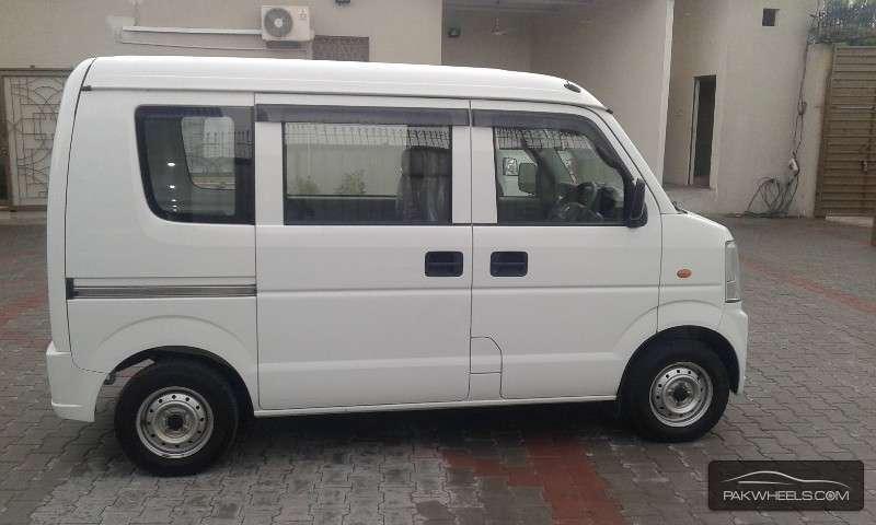 Suzuki Every PC 2011 Image-6