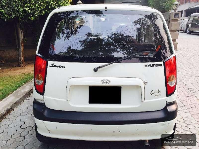 Hyundai Santro Club 2003 Image-4