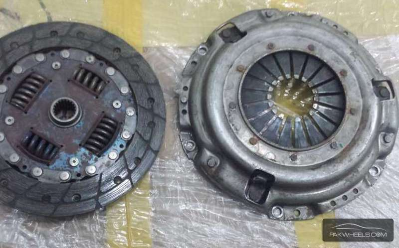 Performance clutch plate and flywheel for 2000 civic Image-1