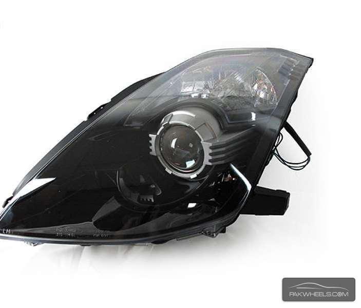 Projector lights facelift for 350z Image-1